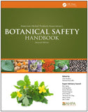 American Herbal Products Association's Botanical Safety Handbook 2nd Edition Zoë Gardner, Michael McGuffin