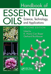 Handbook of Essential Oils: Science, Technology, and Applications, Second Edition by  K. Husnu Can Baser, Gerhard Buchbauer