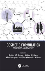Cosmetic Formulation: Principles and Practice 1st Edition