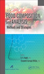Food Composition and Analysis: Methods and Strategies By A. K. Haghi, Elizabeth Carvajal-Millan