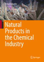 Natural Products in the Chemical Industry by   Schaefer, Bernd