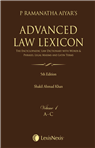 P Ramanatha Aiyars Advanced Law Lexicon–The Encyclopaedic Law Dictionary with Words and Phrases, Legal Maxims and Latin Terms (Set of 4 Volumes)