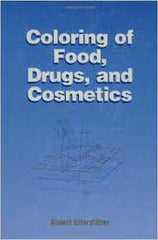 Coloring of Food, Drugs, and Cosmetics  By Gisbert Otterstätter