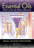 Essential Oils: Contact Allergy and Chemical Composition  By Anton C. de Groot, Erich Schmidt
