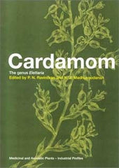 Cardamom: The Genus Elettaria by Ravindran