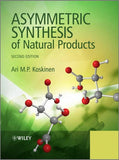 Asymmetric Synthesis of Natural Products, 2nd Edition  Ari M. P. Koskinen