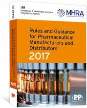 The Orange Guide Rules and Guidance for Pharmaceutical Manufacturers and Distributors 2017