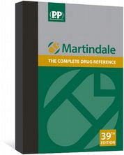 Martindale: The Complete Drug Reference, 39th Ed. 2017  By  Brayfield, Alison