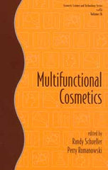 Multifunctional Cosmetics  edited by Randy Schueller and Perry Romanowski