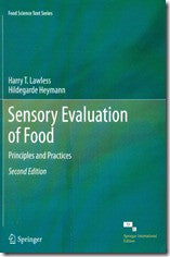Sensory Evaluation of Food: Sensory evalution of food : Principles & Practices  by heymnn 2nd ed