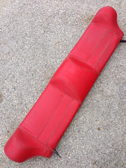 Rear Seat Top - Can Can Red