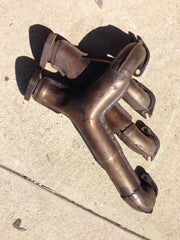 Headers exhaust manifold turbo