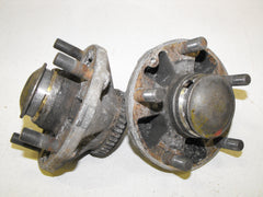 Front Hubs with ABS