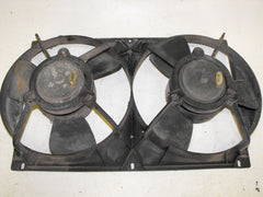 Radiator Twin Cooling Fans 3 Blades