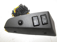 Window Switch Assembly - Driver - Late