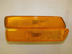 Blinker Turn Signal Front Marker Lights - Pair