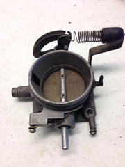 Turbo throttle body