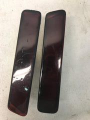 Blacked Out Rear Marker Lights - Pair