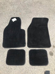 Floor Mat Set Aftermarket - Black