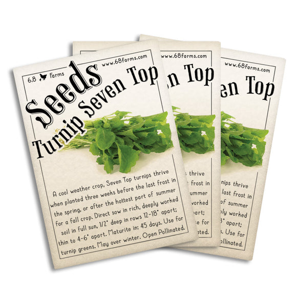 Turnip Seven Top