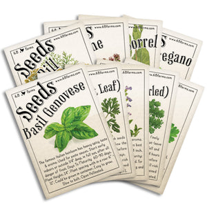 Herb Seeds Bundle