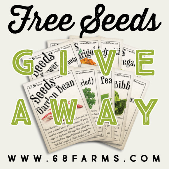 FREE Seeds Giveaway