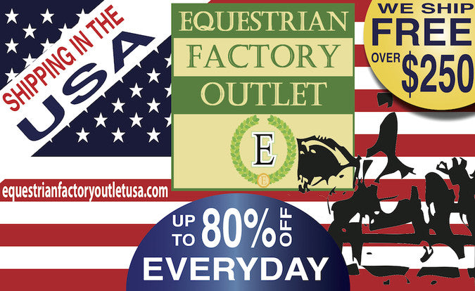 Equestrian Factory Outlet No Mystery Sale