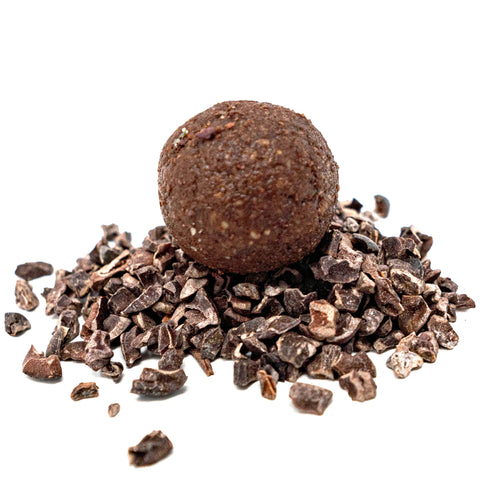 Chocolate Truffles Sprouted Stoneground Seeds (No Nuts)