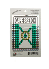Cape Breton Prismatic Sticker