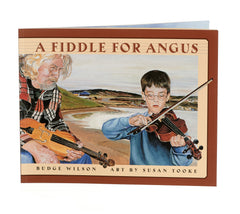 Tall Ships - A Fiddle for Angus