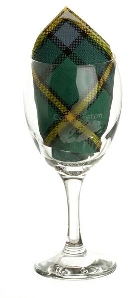 Cape Breton Wine Glass