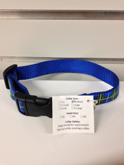 Dog Collar (NS Tartan Medium)