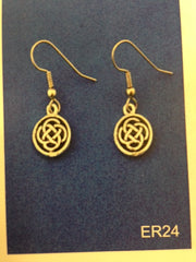 Celtic Love Knot Earring-ER24