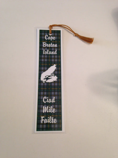 Cape Breton Bookmarks