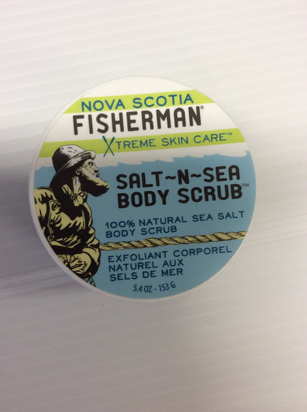 Nova Scotia Fisherman Xtreme Skin Care