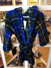 Fleece Housecoat (NS Tartan Toddler)
