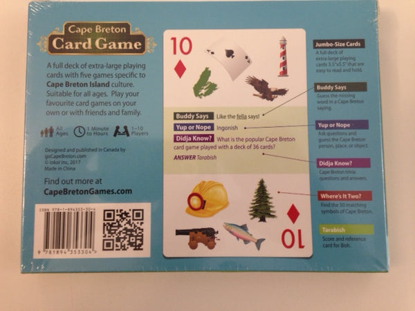 Cape Breton Card Game