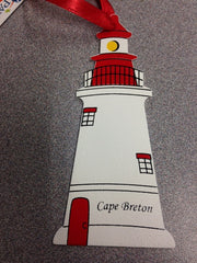 Pathways Lighthouse Ornament