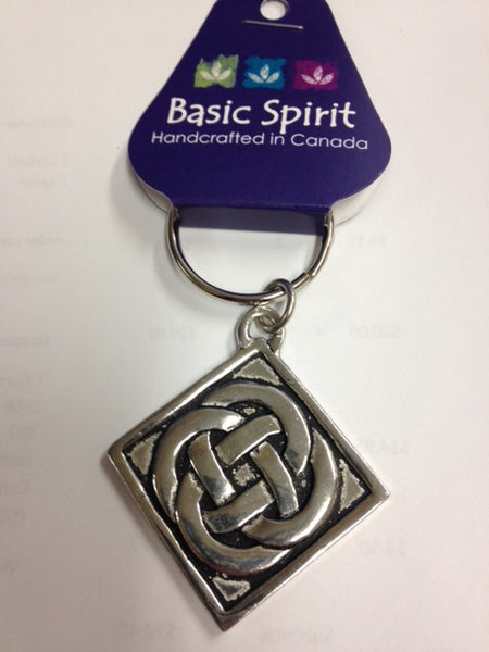 Celtic Knot Keychain KC 82