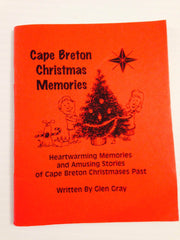 Novelty Book (CB Christmas Memories)