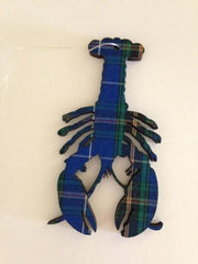 Ornament (Tartan NS Lobster)