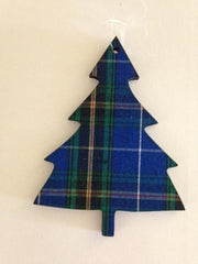 Ornament (Tartan NS Tree)