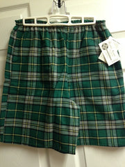 Adult CB Tartan Shorts (Small)