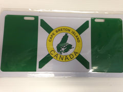 Cape Breton Island License Plate