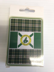 Playing Cards (Cape Breton Flag)