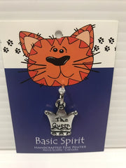 Queen Cat Tag-PGC-17