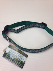 XL Cape Breton Tartan Dog Collar