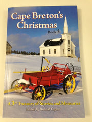 Cape Breton's Christmas Book 3