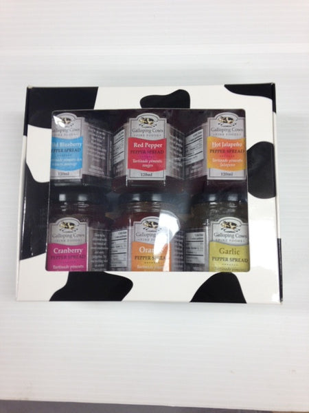 Pepper Spread Gift Set