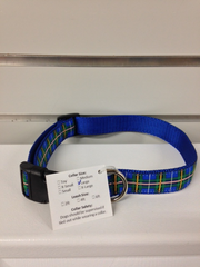 Dog Collar (NS Tartan Large)